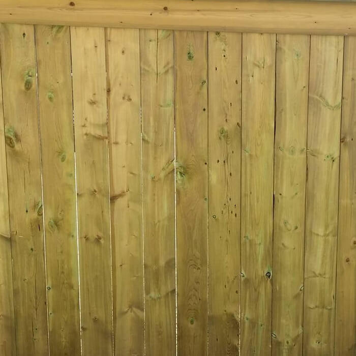 Edmonton Pressure Treated Fences