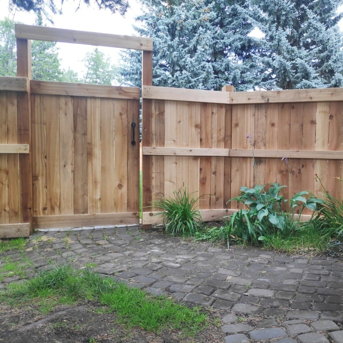 Edmonton Cedar Fences